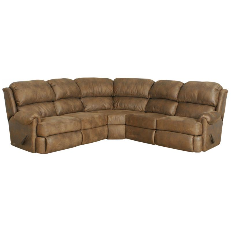 best craft furniture reclining sectional